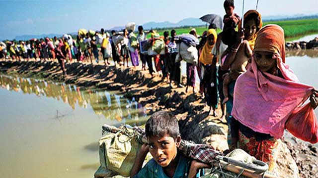 UNHRC adopts resolution calling for Rohingya crisis solution