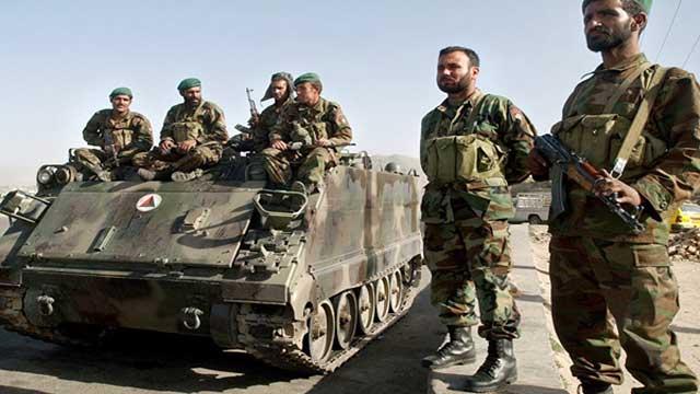 আফগানিস্তানে সেনা অভিযানে ৭৬ জঙ্গি নিহত