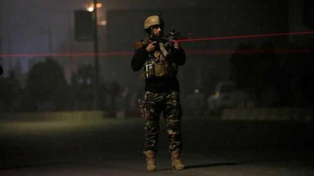 আফগানিস্তানে হোটেলে হামলায় নিহতের সংখ্যা বেড়ে ৪০