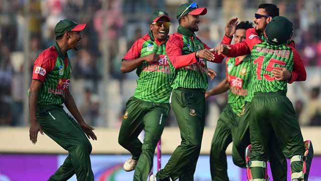 শ্রীলংকাকে ১৬৩ রানে হারাল বাংলাদেশ