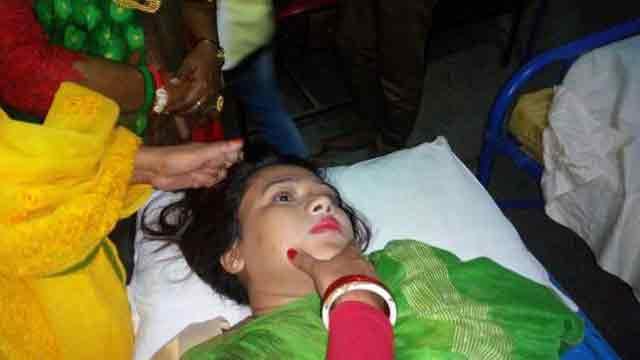 MP's daughter stabbed again