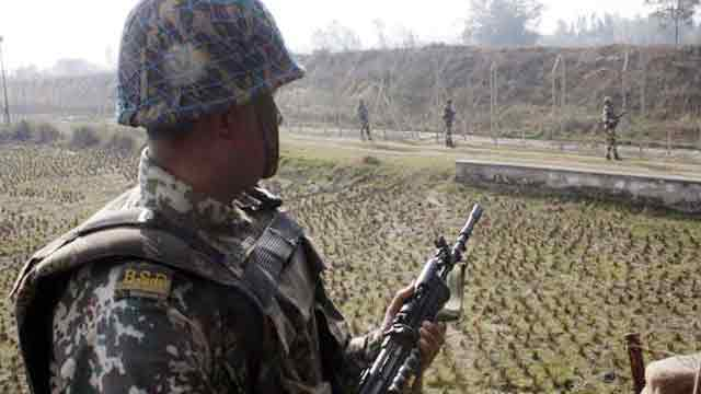 BSF picks up yet another Bangladeshi