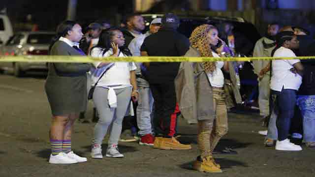 2 killed, more hurt in New Orleans shooting