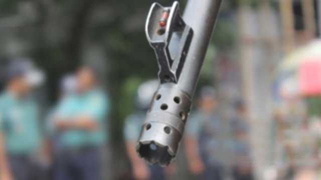 'Robber' killed in Savar 'gunfight'