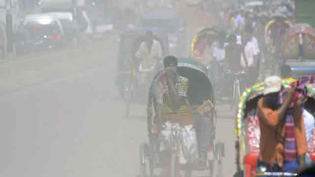 Air Pollution worsening in Bangladesh: report