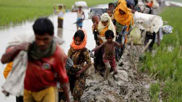 Myanmar wants repatriation of 1,101 verified Rohingyas
