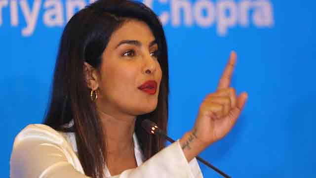 Open your hearts for Rohingya children: Priyanka