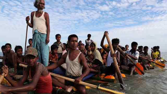Myanmar targeted the educated in genocide