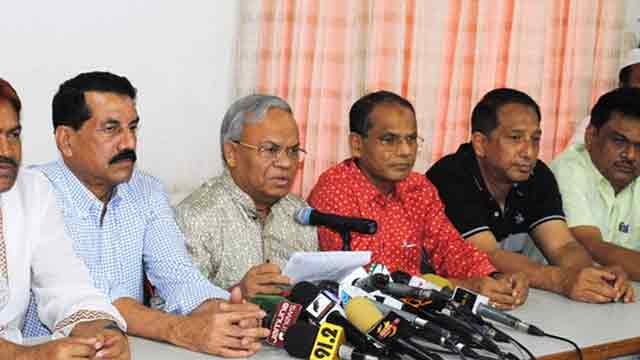 Hasina's sympathy to FF nothing but bluff: BNP