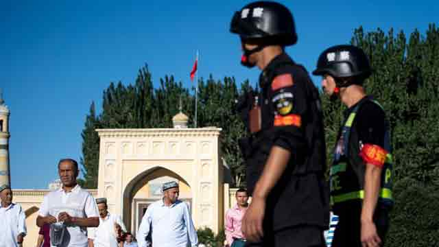 Detention of Uighurs must end, UN tells China, amid claims of prison camps