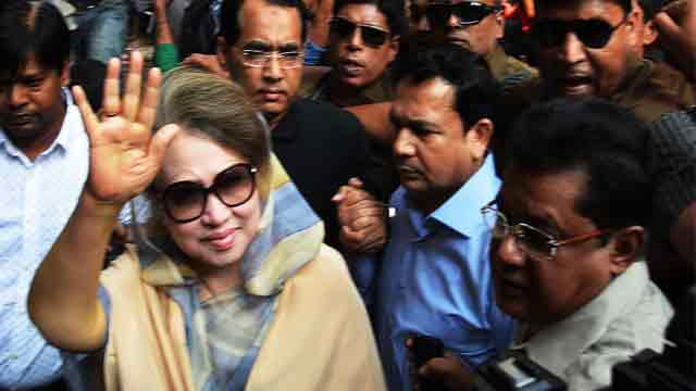 Probe misuse of judicial power against Khaleda Zia