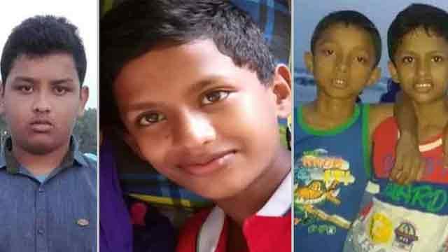 Panic escalates in Cox's Bazar as 5 schoolboys 'go missing'