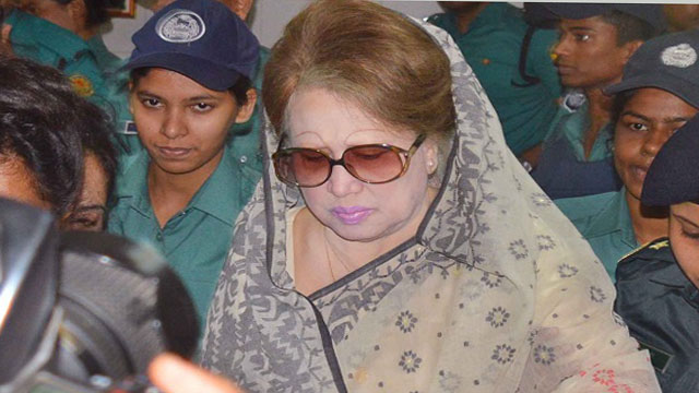 Khaleda Zia's checkup completed