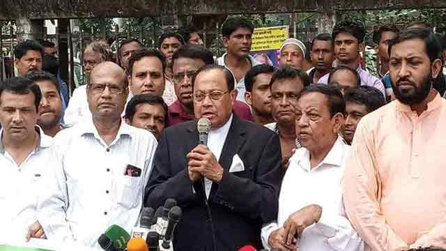 BNP getting ready to launch street agitations: Moudud