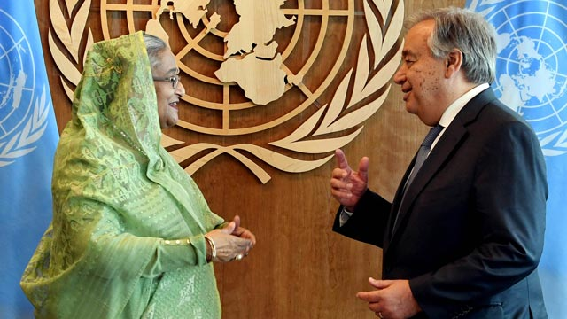 UN wants participatory election in Bangladesh