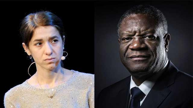 Denis Mukwege, Nadia Murad Awarded Nobel Peace Prize