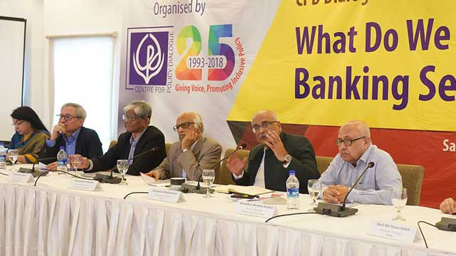 Tk 22,000 crore looted from banking sector, says CPD
