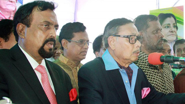 Hawlader made Ershad's special assistant