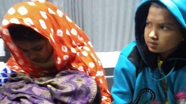 128 Bangladeshi workers return home from KSA