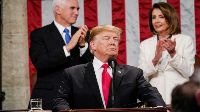 Full text of Trump's State of the Union address