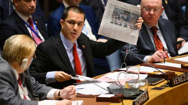 UN chief willing to broker end to Venezuela crisis
