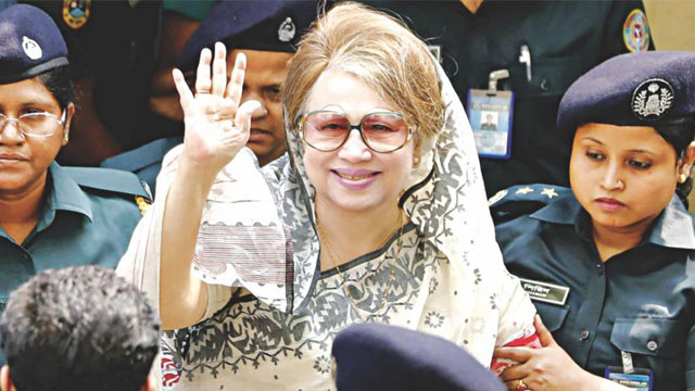 Khaleda Zia unwilling to appear before court
