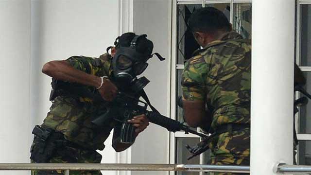 Toll in Sri Lanka blasts rises to 207