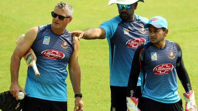Bangladesh can beat any team in World Cup: Steve Rhodes