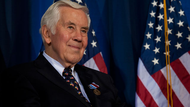Sen. Richard Lugar passes away