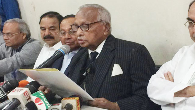 Govt pushing Khaleda Zia towards tragic consequence: BNP