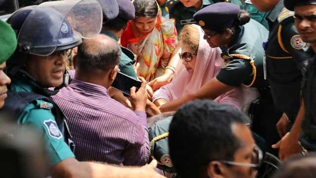 Khaleda Zia's condition now at dangerous stage: BNP