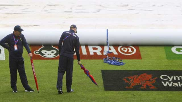 Rain washes out Bangladesh-Pakistan warm-up match