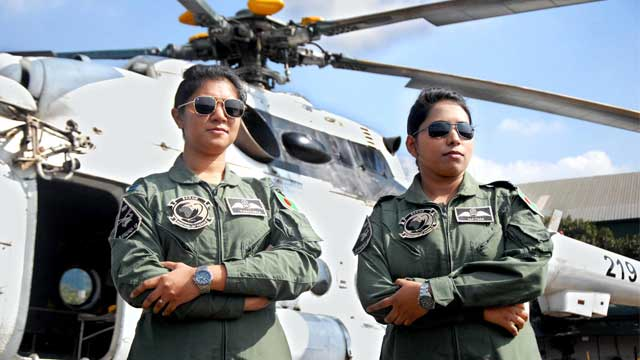 UN releases special video featuring 2 Bangladeshi female pilots