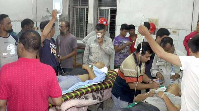 Chinese national killed in clash at Payra power plant