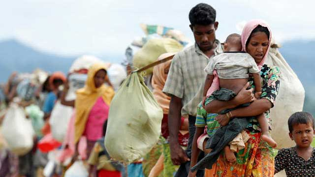 EU gives €18 million for Rohingyas