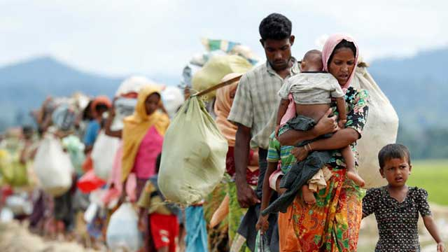Myanmar must grant citizenship to Rohingyas: UN