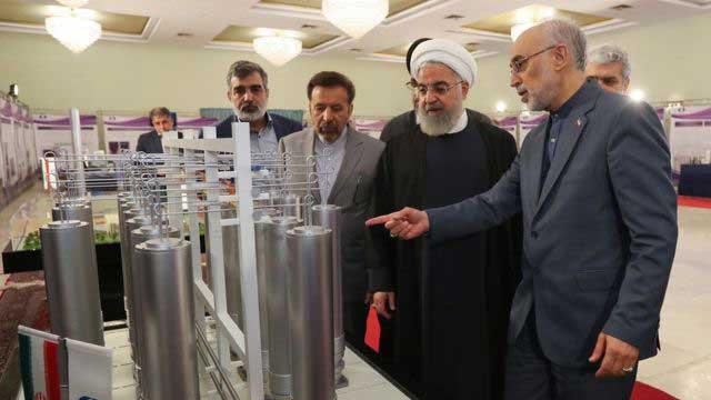 Iran nuclear deal: Government announces enrichment breach