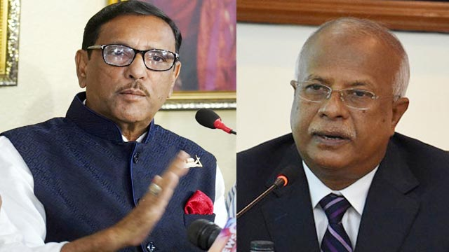 ACC chief's remark on graft not clear: Quader