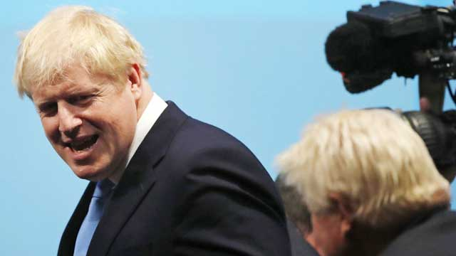 Johnson wins race to become Britain's next PM