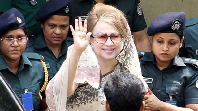 BNP to move internationally for Khaleda Zia's release