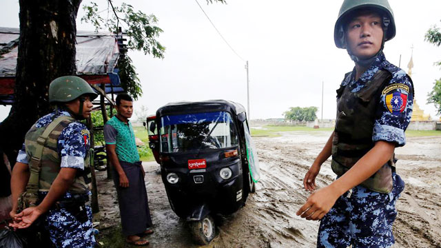 Rohingyas inside Myanmar still facing genocide threat: UN report