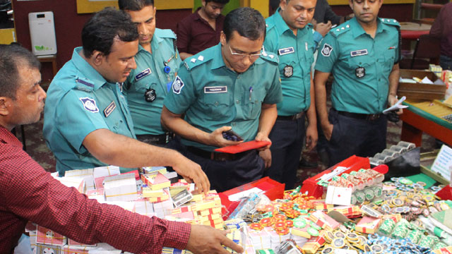 Casino instruments recovered from Mohammedan, 3 other clubs