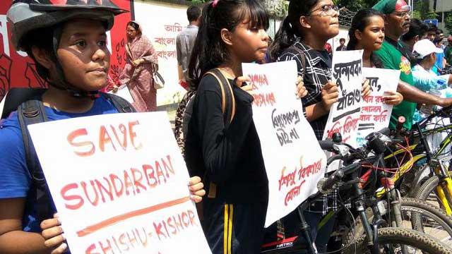 Save Sundarbans, save Bangladesh