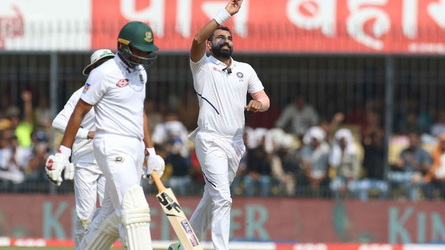 Bangladesh suffer distressing defeat in Indore