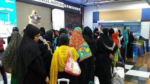 Writ seeks ban on sending female workers abroad
