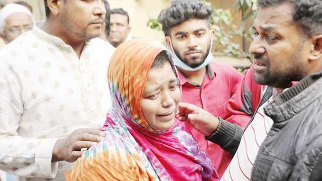 5 more die; death toll from Keraniganj fire now 19