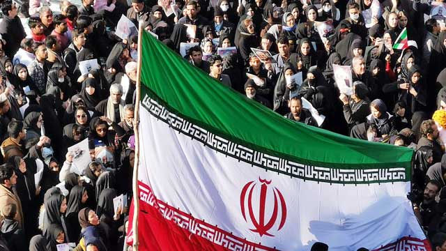 50 killed in stampede at Iranian general's funeral