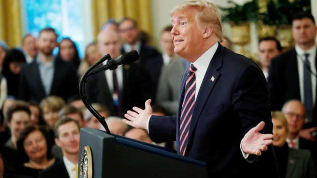 Trump exults over acquittal in US Senate impeachment trial