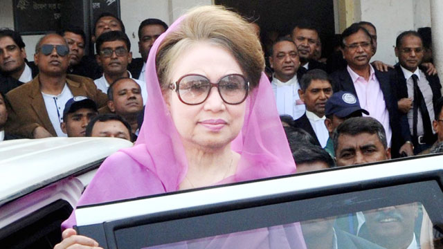 Khaleda Zia's conditional release not comprehensible to us: BNP