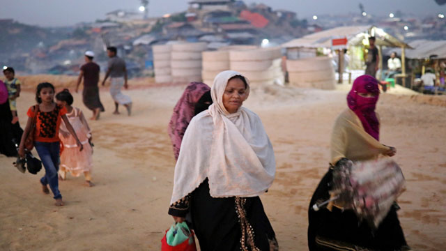 'Just one case of COVID-19 may spread like wildfire in Rohingya camp'